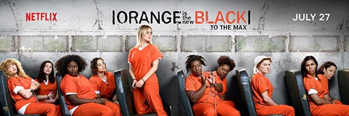 Оранжевый - хит сезона 6 сезон