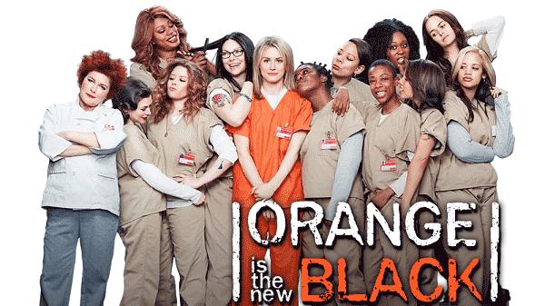 Сериал оранжевый цвет сезона